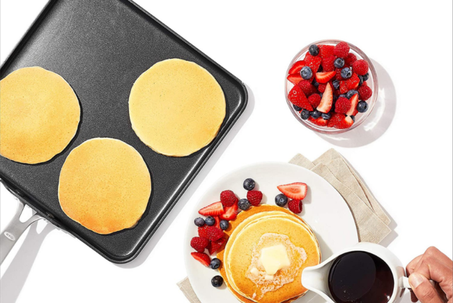 The Best Pancake Griddle Options