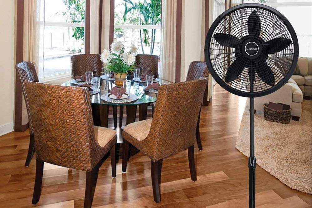 The Best Pedestal Fan Options For Circulating Air Around Your Home In 2021 Bob Vila
