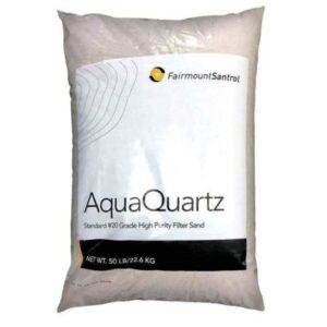 The Best Pool Filter Sand Option: FairmountSantrol AquaQuartz-50 Pool Filter Sand