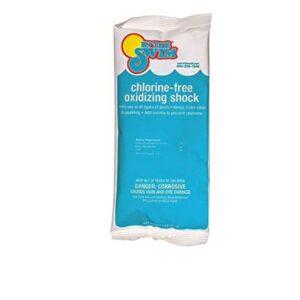 The Best Pool Shock Option: In The Swim Chlorine-Free Oxidizing Pool Shock