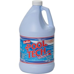 The Best Pool Shock Option: Austin's 000176 Pool Tech Shock Gal. 12.5%
