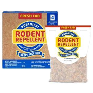 Best Rat Repellent Cab