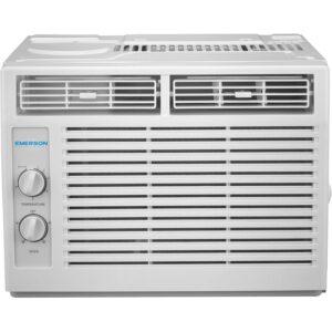 The Best Small Window Air Conditioner Option: Emerson Quiet Kool 5,000 BTU Air Conditioner