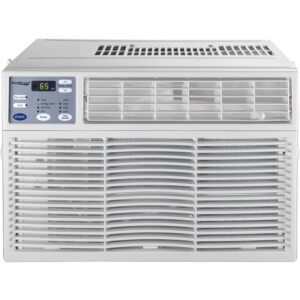 The Best Small Window Air Conditioner Option: Koldfront WAC6002WCO 6050 BTU Window Air Conditioner