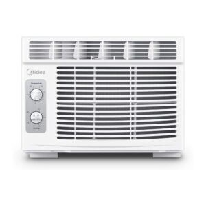 The Best Small Window Air Conditioner Option: MIDEA MAW05M1BWT Window air conditioner