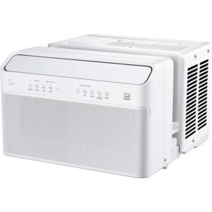 The Best Small Window Air Conditioner Option: Midea U Inverter Window Air Conditioner 8,000BTU