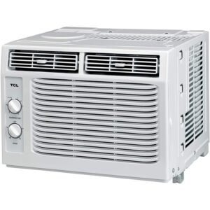 The Best Small Window Air Conditioner Option: TCL 5WR1-A window-air-conditioner, 5,000 BTU
