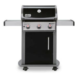 Best Stainless Steel Grill Option: Weber Spirit E-310 Liquid Propane Gas Grill 46510001