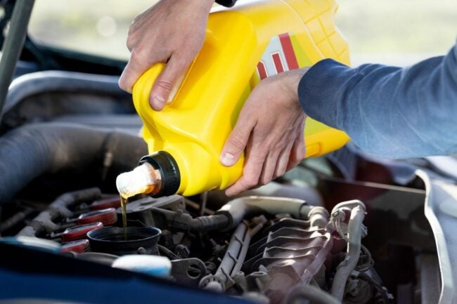 The Best Synthetic Oil Option
