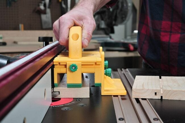 The Best Table Saw Accessories Option