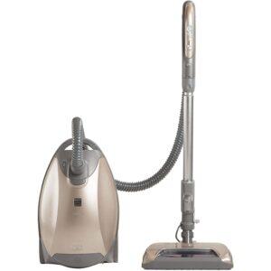 The Best Vacuum For Shag Carpet Option: Kenmore Elite 81714 Ultra Plush Canister Vacuum
