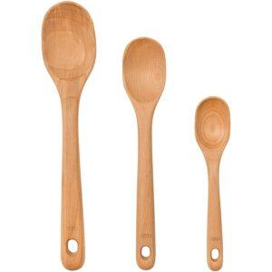 最好的木制勺子oxo