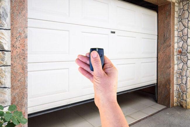 Garage Door Replacement Cost Types