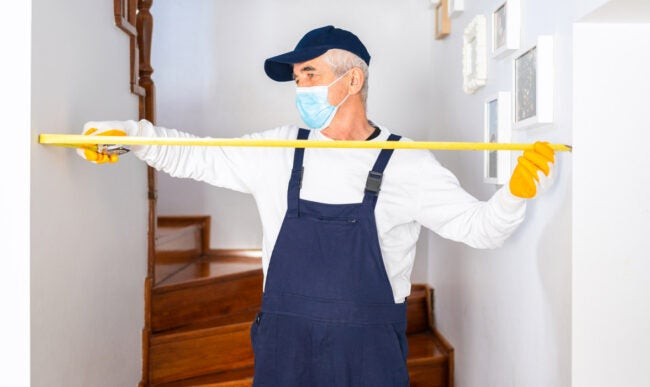 How To Measure Stairs for Carpet Measure the Hallway