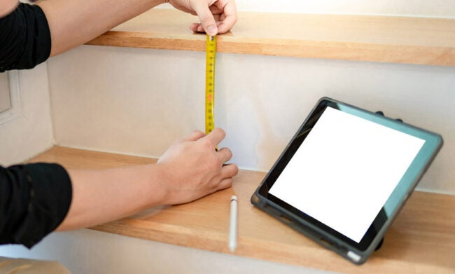 How To Measure Stairs for Carpet Stairs Landing