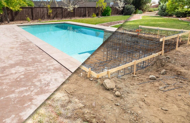 How to Build a Pool