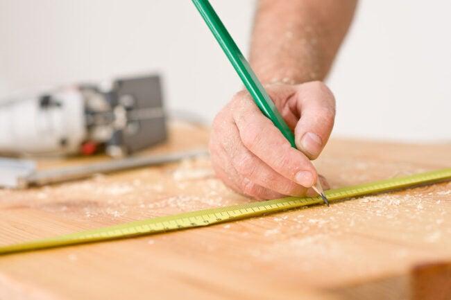 如何让一个木匠来切割你的木材