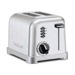 The Best 2 Slice Toaster Option: Cuisinart CPT-160P1 Metal Classic 2-Slice Toaster