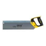 The Best Back Saw Option: Stanley - Fatmax Tenon Back Saw