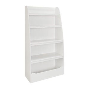 The Best Bookcases Option: Ameriwood Home Hazel Kids' 4 Shelf Bookcase