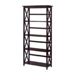 The Best Bookcases Option: Casual Home Montego 5-Shelf Bookcase