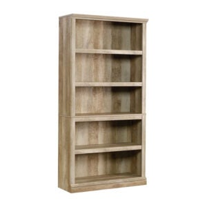 The Best Bookcases Option: Sauder Select Collection 5-Shelf Bookcase