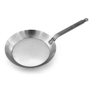 The Best Carbon Steel Pan Option: Matfer Bourgeat Black Carbon Steel Fry Pan