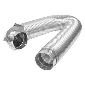 The Best Dryer Vent Hose Option: Builder's Best 084718 SAF-T Metal Single Elbow