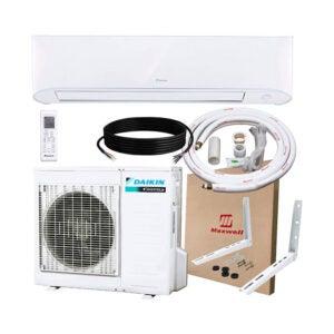 The Best Ductless Air Conditioner Option: DAIKIN 18,000 BTU Ductless AC Heat Pump System
