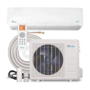 The Best Ductless Air Conditioner Option: Senville SENL-24CD Mini Split Air Conditioner Heat