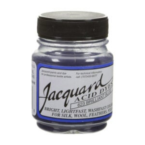 The Best Fabric Dye Option: Jacquard Acid Dyes 1/2 Ounce