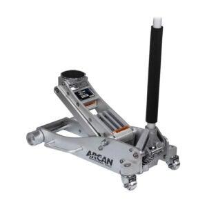 卡车最佳地板千斤顶选择:Arcan 3吨快速上升铝地板千斤顶