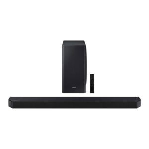 The Best Home Theater System Option: SAMSUNG HW-Q900T 7.1.2ch Soundbar with Dolby Atmos