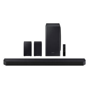 The Best Home Theater System Option: SAMSUNG HW-Q950T 9.1.4ch Soundbar with Dolby Atmos