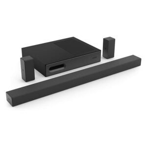 """The Best Home Theater System Option: VIZIO Sound Bar for TV, 36"""" 5.1 Channel Home Theater"""