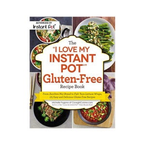 The Best Instant Pot Cookbook Option: The I Love My Instant Pot Gluten-Free Recipe Book