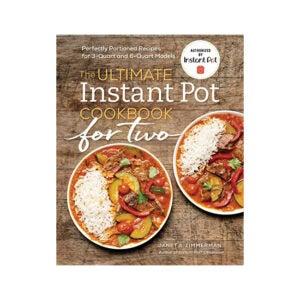 最好的即时锅食谱选项:两个终极速溶锅烹饪书籍