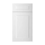 The Best Kitchen Cabinet Option: Wholesale Cabinets Bright White Shaker