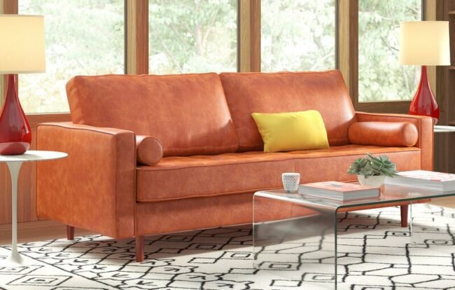 The Best Leather Sofa Options