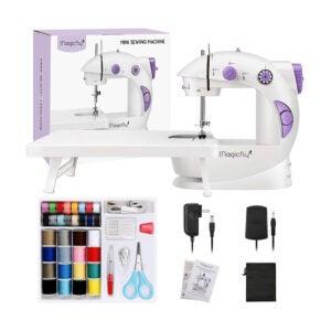 The Best Mini Sewing Machine Option: Magicfly Mini Sewing Machine