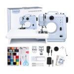 最佳迷你缝纫机选择:Magicfly便携式缝纫机