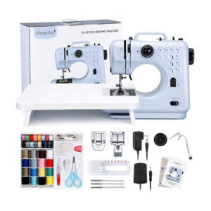 The Best Mini Sewing Machine Option: Magicfly Portable Sewing Machine