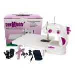 The Best Mini Sewing Machine Option: Sew Mighty Portable Sewing Machine