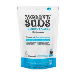 The Best Natural Laundry Detergent Option: Molly's Suds Original Laundry Detergent Powder