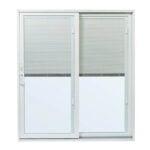 The Best Patio Doors Option: Andersen 70-1 2 in.x79-1 2 in. 200 Series White