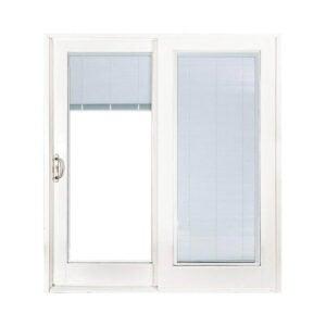 The Best Patio Doors Option: MP Doors 72 in. x 80 in. Smooth White Left-Hand