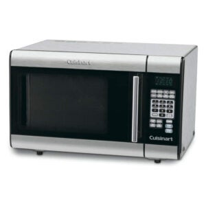 The Best Small Microwave Option: Cuisinart CMW-100 Stainless Steel Microwave