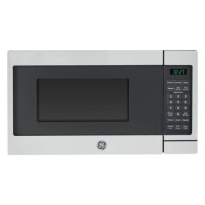 The Best Small Microwave Option: GE JES1072SHSS Countertop Microwave
