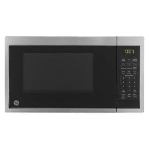 The Best Small Microwave Option: GE JES1097SMSS Smart Countertop Microwave
