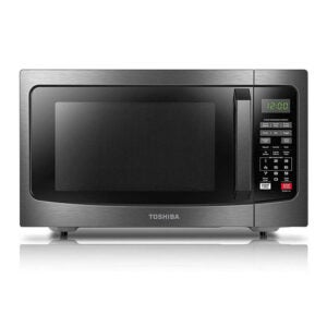 The Best Small Microwave Option: Toshiba EM131A5C-BS Microwave Oven